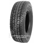 Tyre 315/70R22.5 NR-202 Kama CMK 154/150L TL M+S