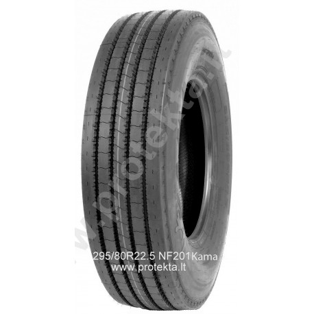 Tyre 295/80R22.5 NF201 Kama CMK 152/148M TL