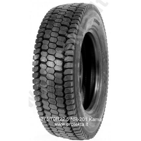 Tyre 275/70R22.5 NR201 Kama CMK 148/145L TL M+S 3PMSF