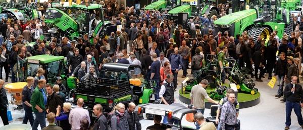 Ведущая в мире выставка «Agritechnica»