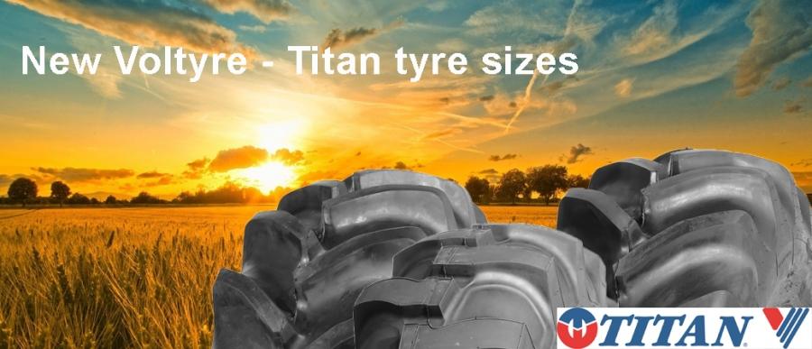 Voltyre-Titan plečia asortimentą