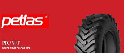 New Petlas MPT tyres
