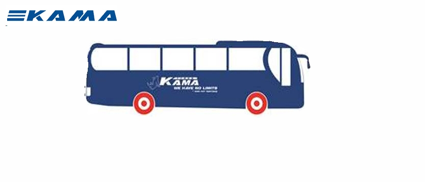 New Kama CMK tyre for city bus